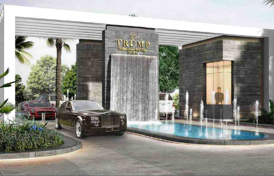 DAMAC PROPERTIES THE TRUMP ESTATES AKOYA BY DAMAC DUBAI