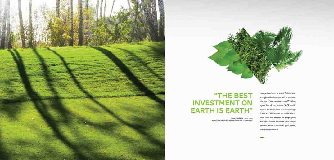 Akoya Oxygen HAWTHORN PLOT Dubai Investment by DAMAC