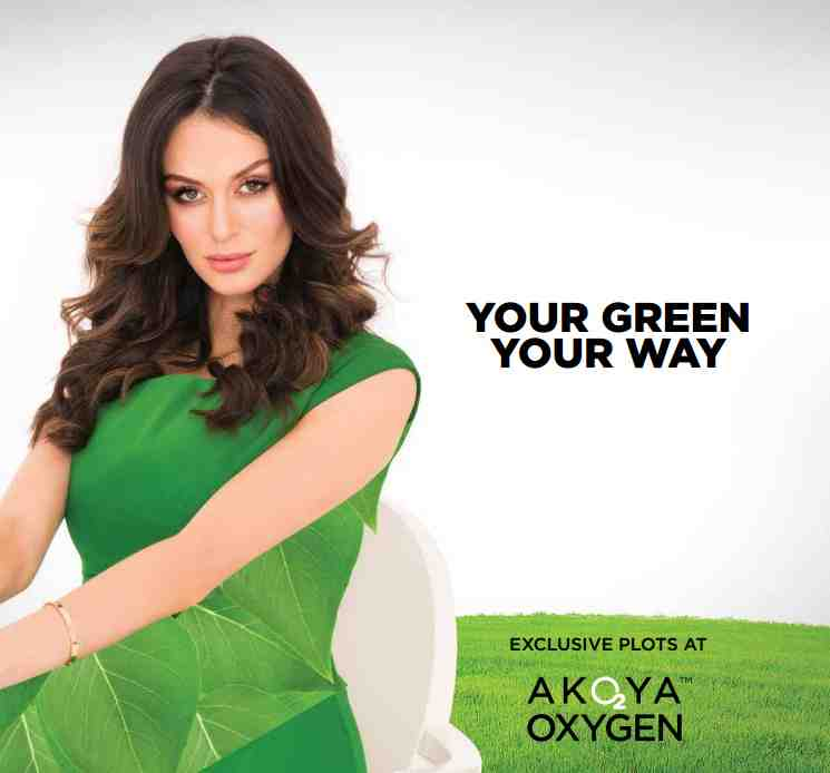 Akoya Oxygen SALE NEW PLOT Dubai