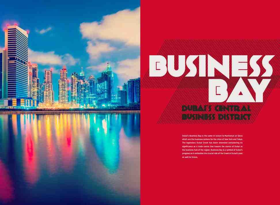 DAMAC MERANO TOWER Business Bay Dubai