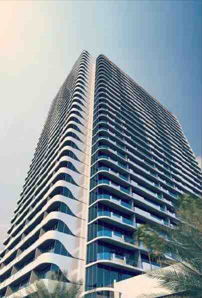 DAMAC Properties MERANO TOWER Business Bay DUBAI