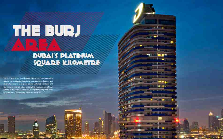 DAMAC Properties - MERANO TOWER Business Bay Dubai