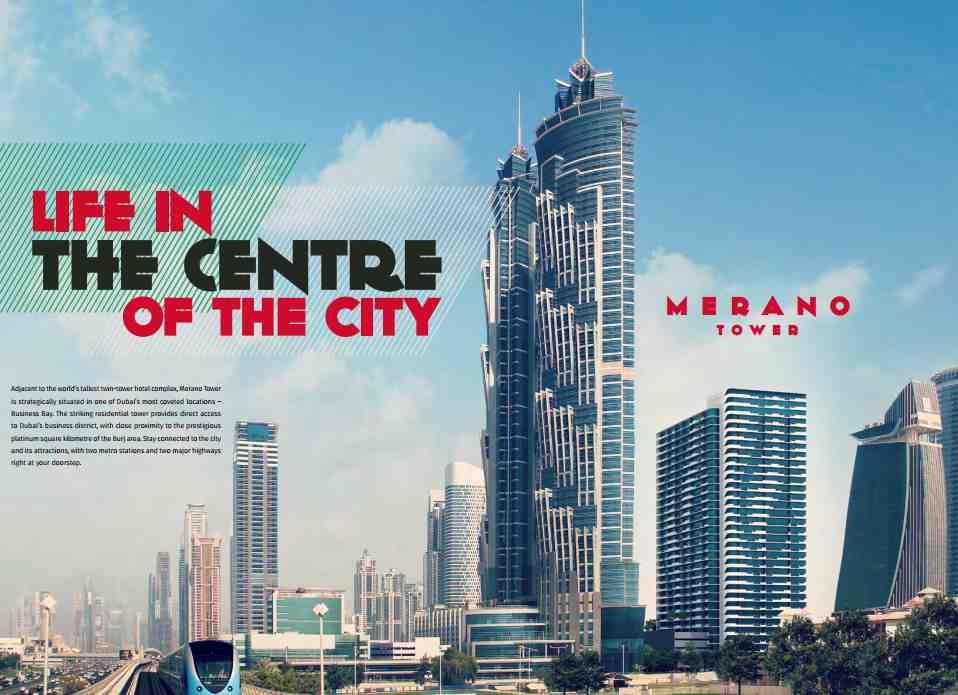 DAMAC TOWER Business Bay Dubai